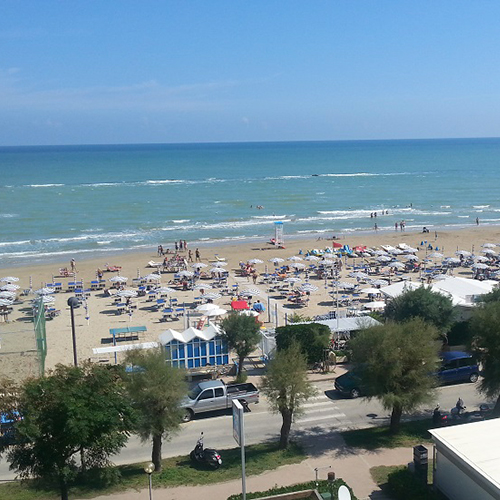 Holiday apartments in Fano